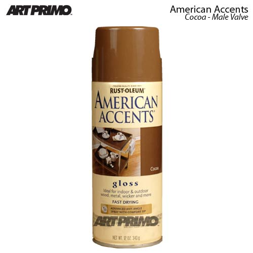 in rust oleum american accents 12 oz seaside green satin spray paint. Black Bedroom Furniture Sets. Home Design Ideas