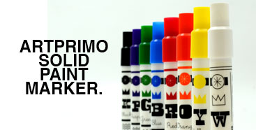 Art Primo Solid Paint Markers are a solid threat to the competition.