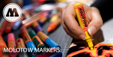 Click to See Molotow Markers