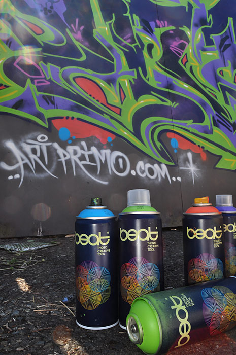 Beat 400ml Spray Paint