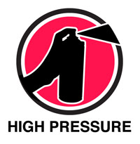 High Pressure Spray Paint