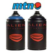 MTN Alien 250ml Spray Paint