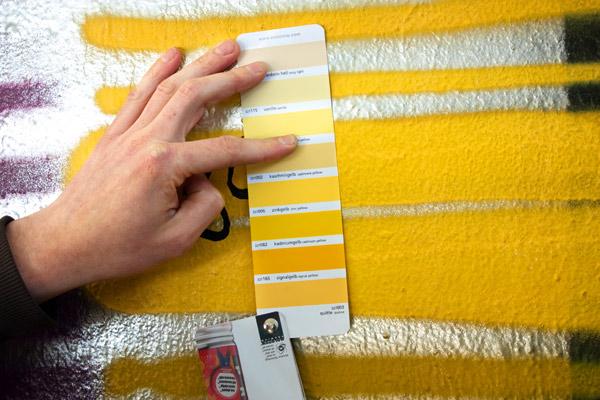 MOLOTOW To PANTONE Colors Conversion Guide