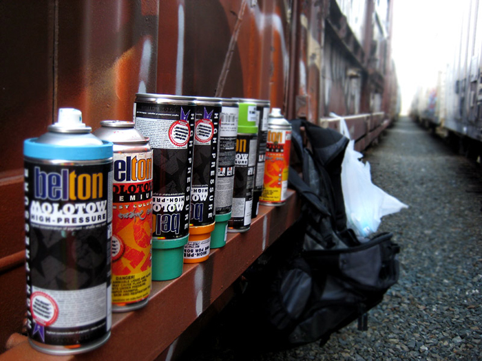 Molotow High Pressure Spray Paint
