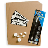 Art Primo Stencil Kit