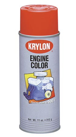 Krylon Engine Paint Spray Paint