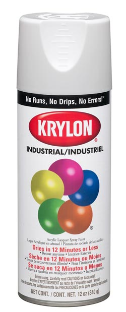 Krylon Industrial 5 Ball Spray Paint